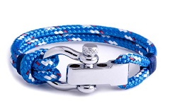 SailSwag Blue Regatta Bracelet